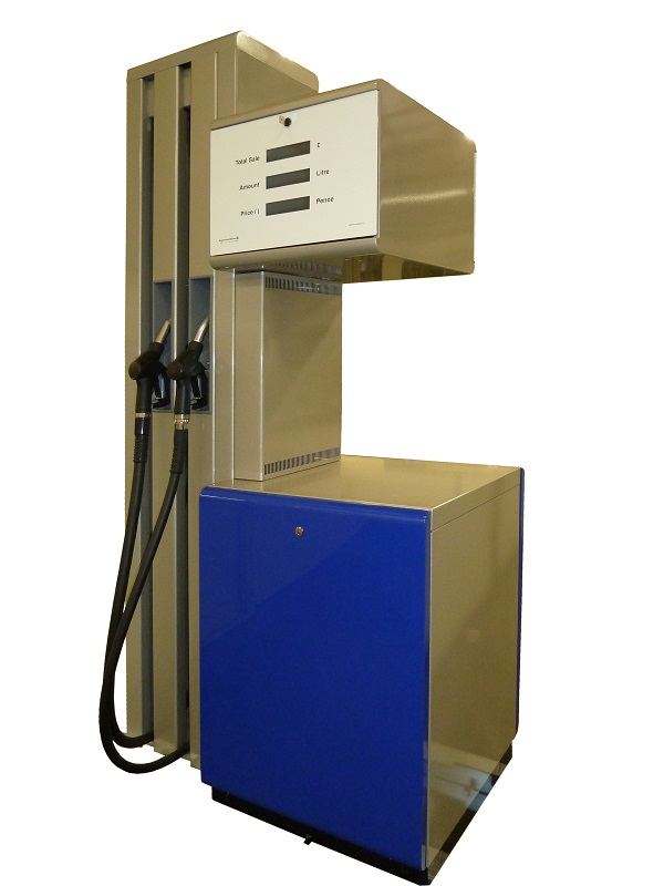 Standard versions of fuel dispensers | Scheidt & Bachmann
